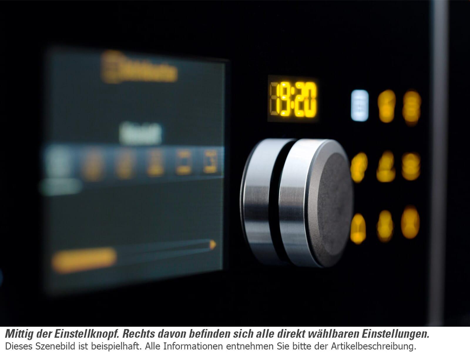 V-ZUG Combair XSL Kompakt Backofen Spiegelglas