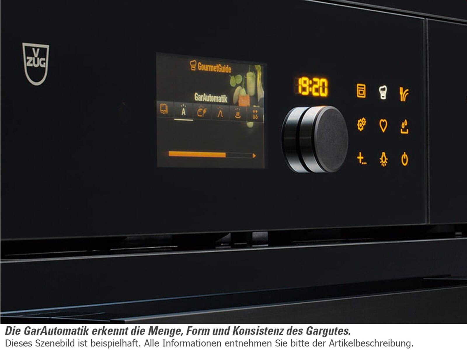 zug combi steam mslq 60 dampfgar backofen mit mikrowelle spiegelglas. Black Bedroom Furniture Sets. Home Design Ideas