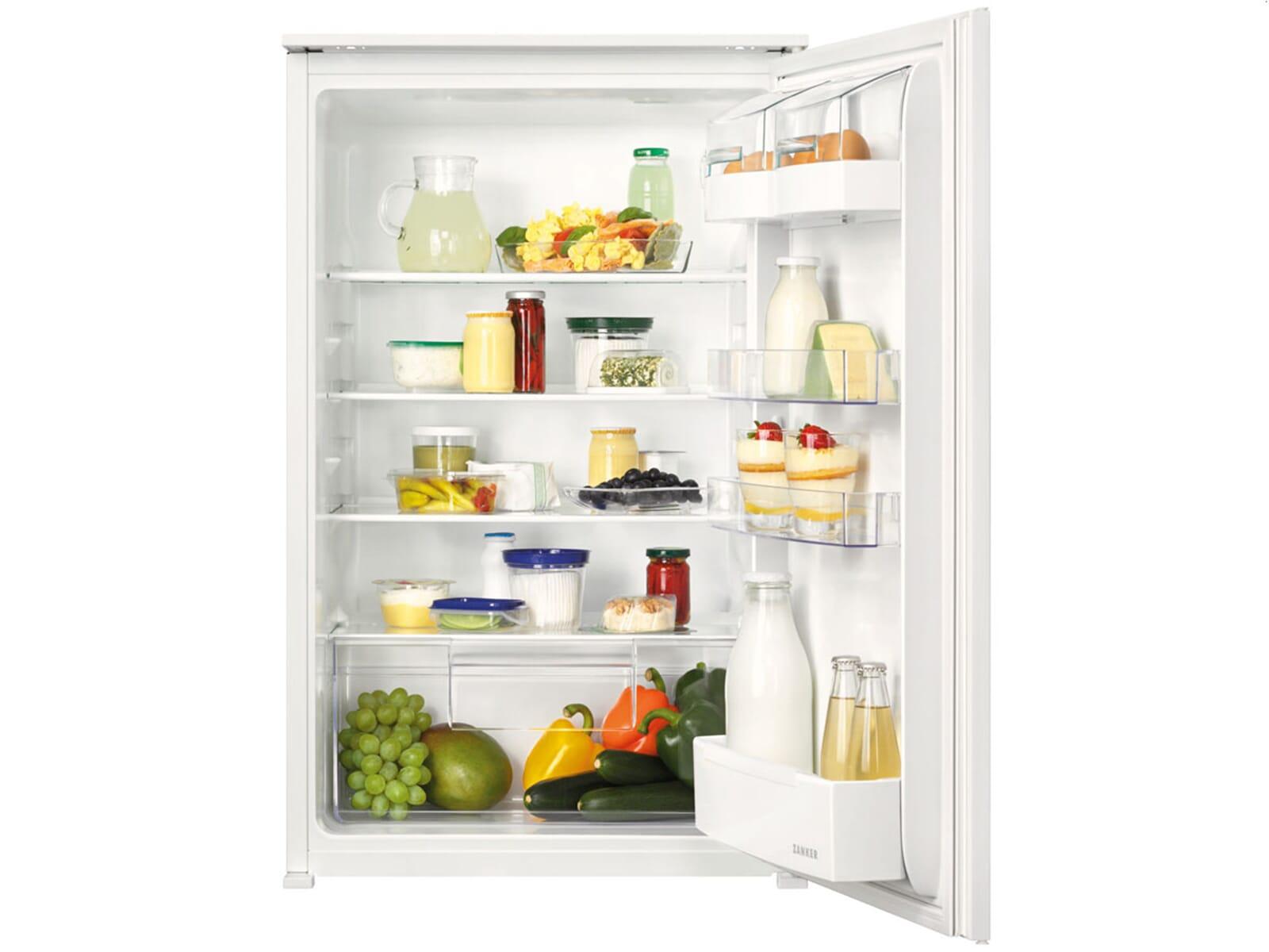 Zanker KBA16011SK Einbaukühlschrank