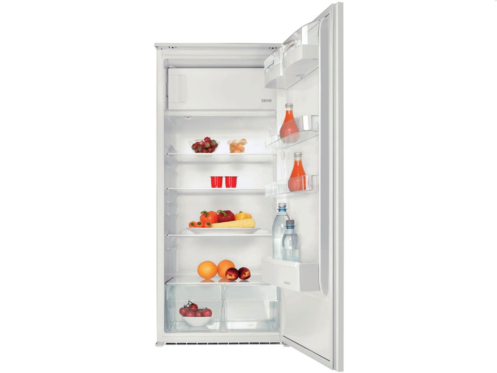 Zanker KBA22401SK Einbaukühlschrank