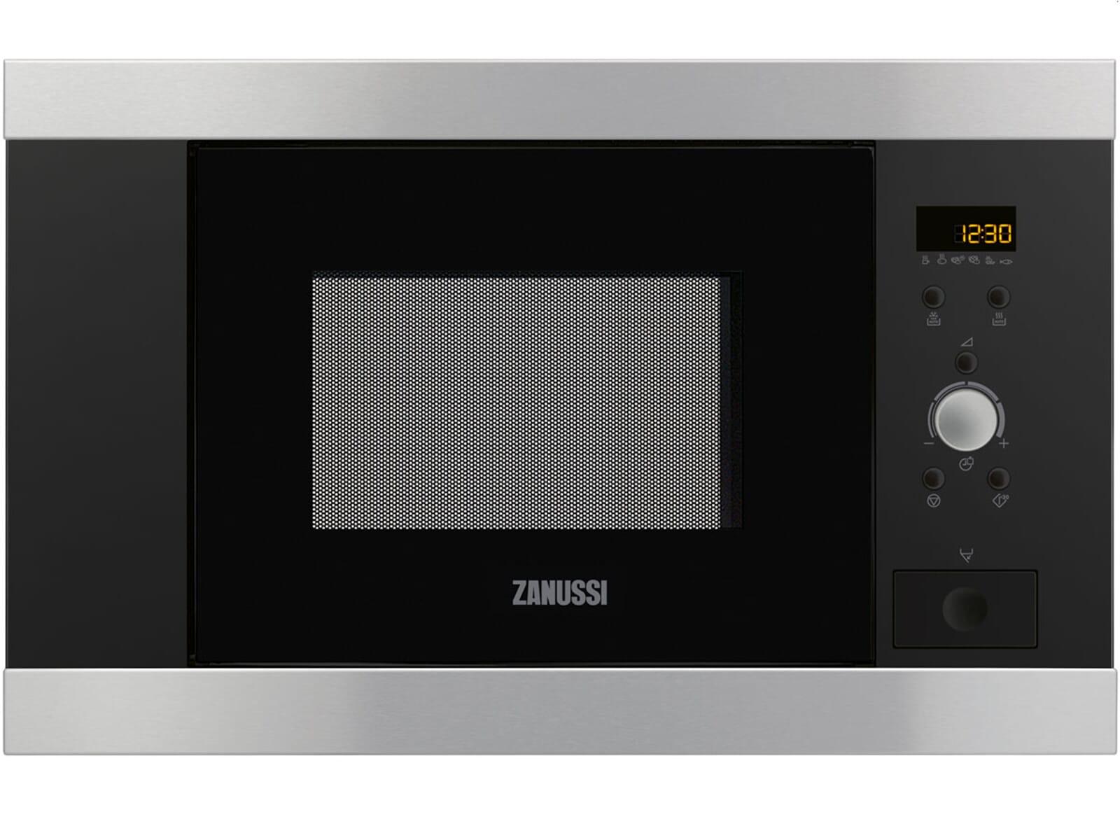 Produktabbildung Zanussi ZBM17542XA Einbau Mikrowelle Edelstahl